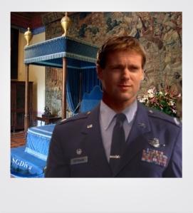 Uniform Danny framed